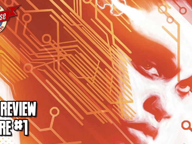 Comic Review – Livewire #1