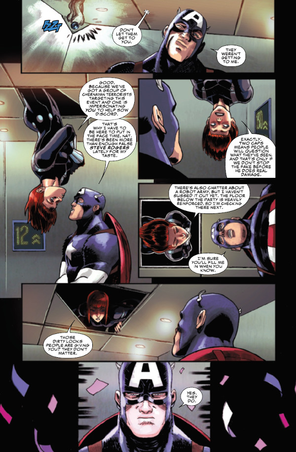 Black Widow (2019) #1 Page 2