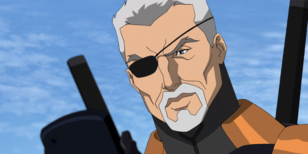 Deathstroke on Young Justice