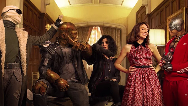 Doom Patrol Cast