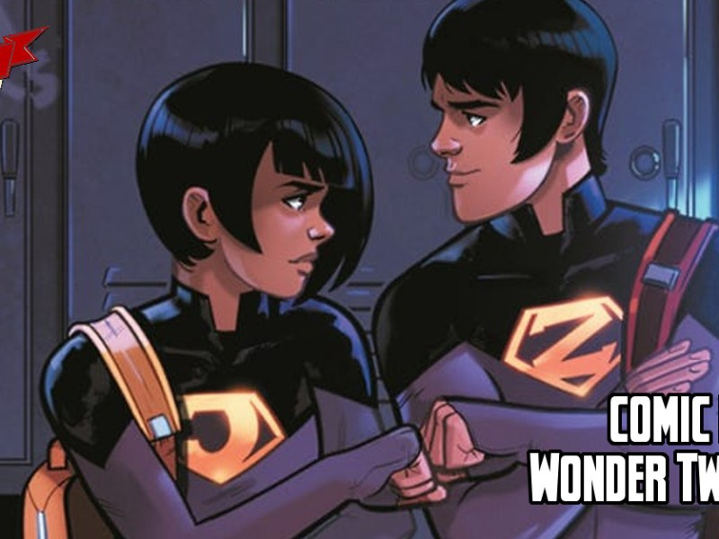 Comic Review – Wonder Twins #1