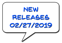 New Releases [44] 02/27/2019