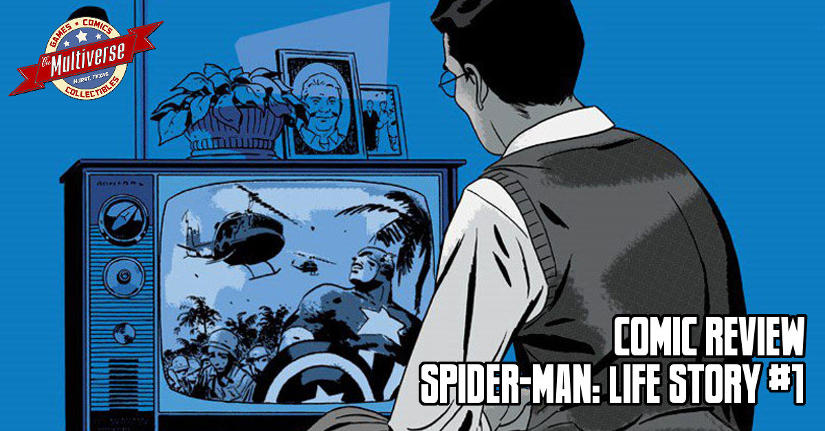 Comic Review - Spider-Man: Life Story #1