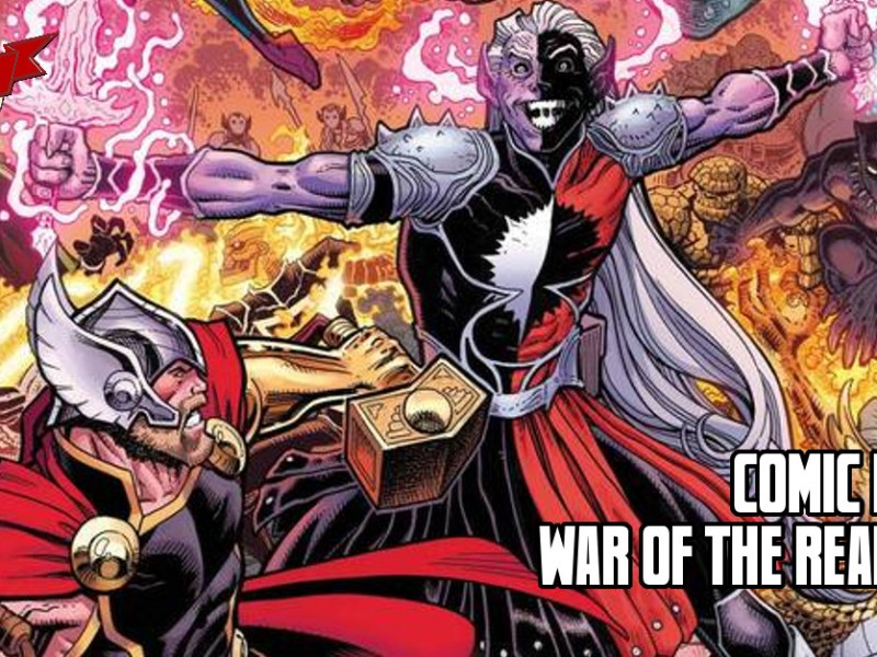 Comic Review – War of the Realms #1