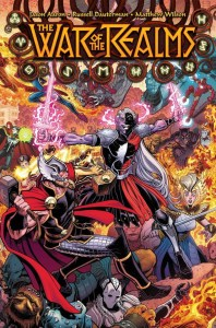 War Of The Realms #1 Cover