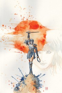 Xena Warrior Princess #1 Cover