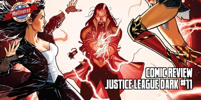 Justice League Dark #11 Banner