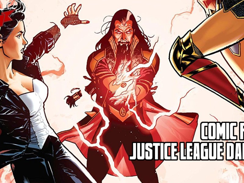 Comic Review – Justice League Dark #11