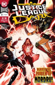 Justice League Dark #11 Cover