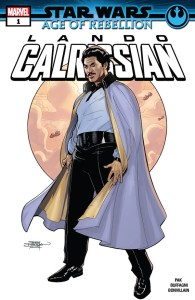 Star Wars Age of Rebellion Lando Calrissian #1 Cover