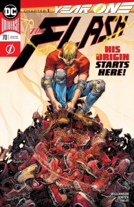 The Flash #70 Cover