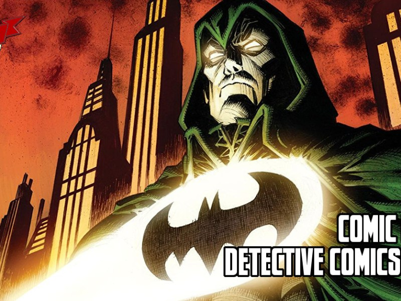 Comic Review – Detective Comics #1006