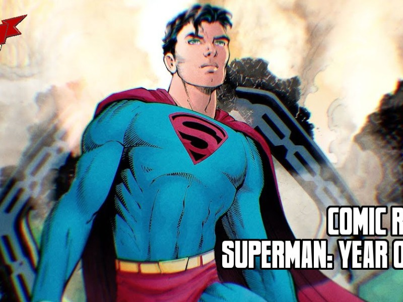 Comic Review – Superman: Year One #1