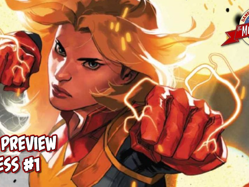 COMIC PREVIEW – FEARLESS #1