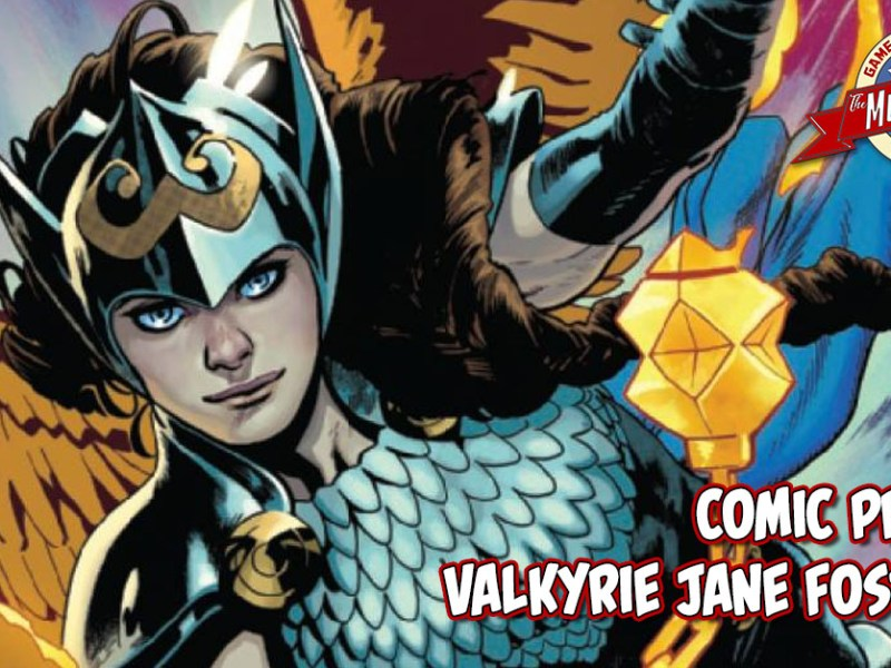 COMIC PREVIEW – VALKYRIE JANE FOSTER #1