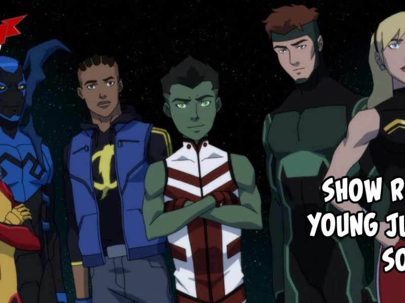 YOUNG JUSTICE EPISODE REVIEW S03:E18