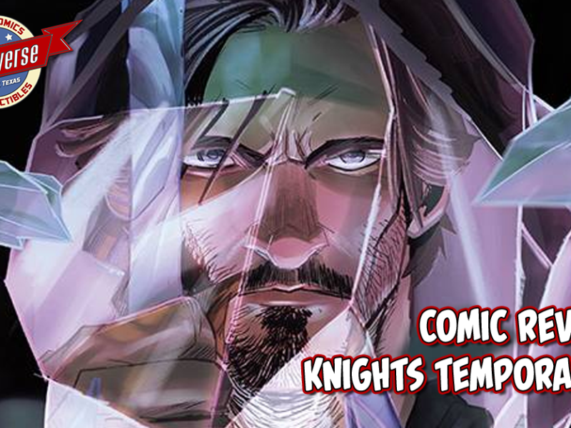 COMIC REVIEW – KNIGHTS TEMPORAL #1