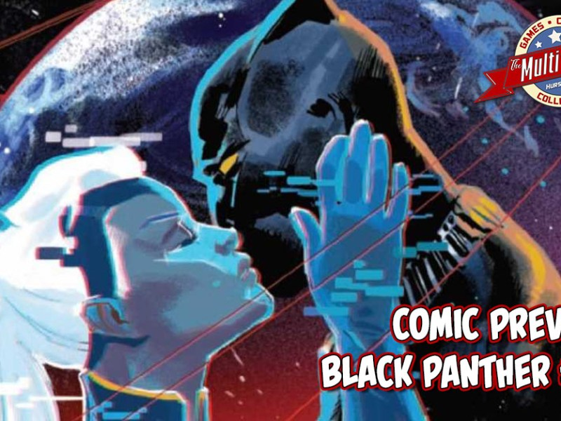 COMIC PREVIEW – BLACK PANTHER #14
