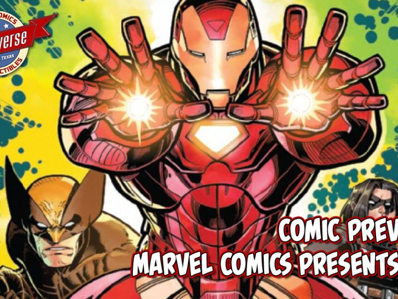 COMIC PREVIEW – MARVEL COMICS PRESENTS #7