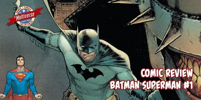 Batman Superman #1 Banner