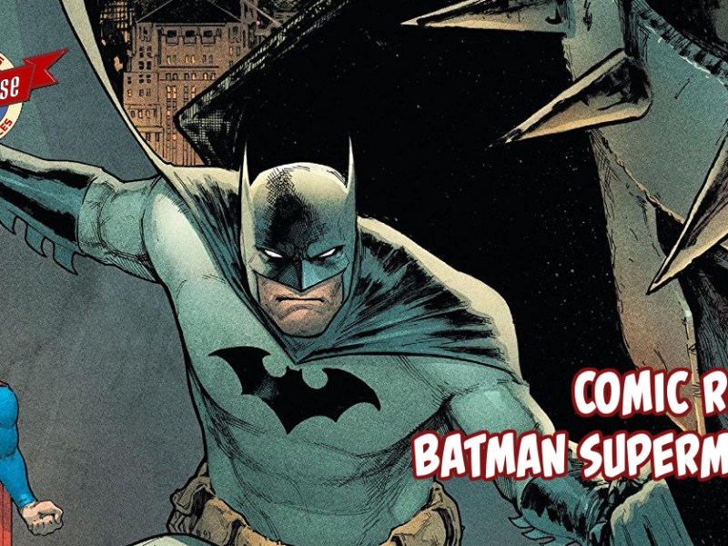 Comic Review – Batman/Superman #1