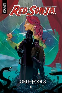 Red Sonja Lord Of Fools Cover