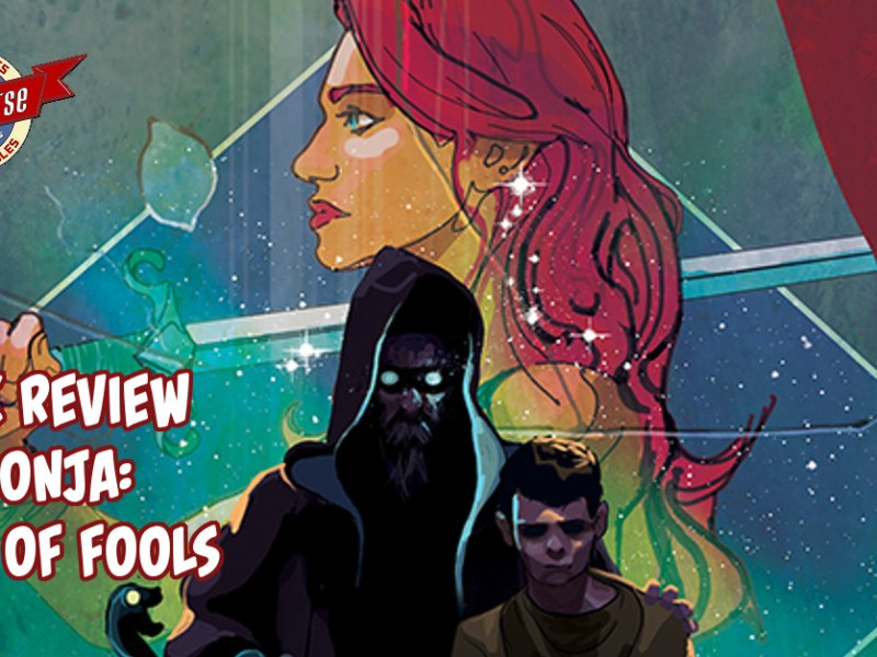 Comic Review – Red Sonja: Lord Of Fools #1