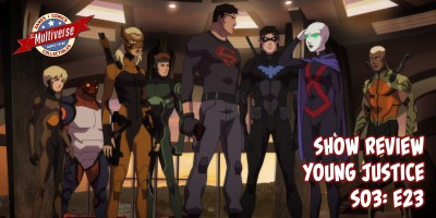 Young Justice S03 E23 Banner