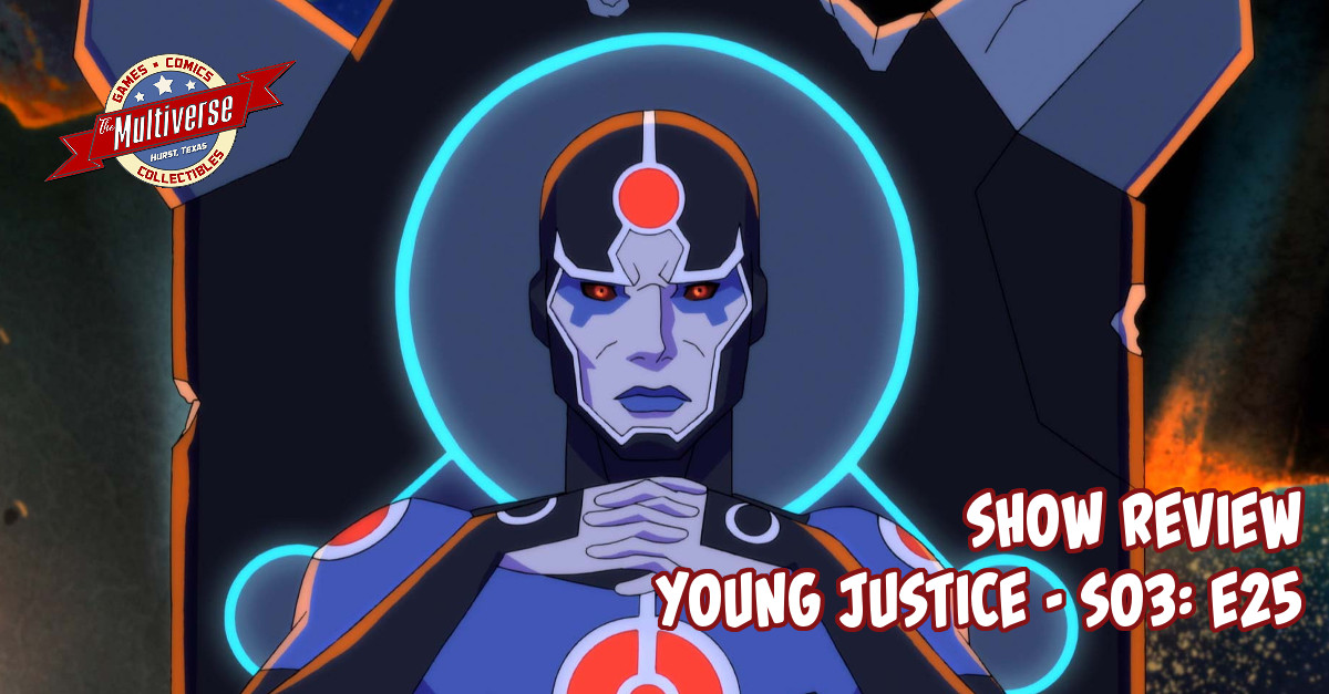 Young Justice S03 E25 Banner