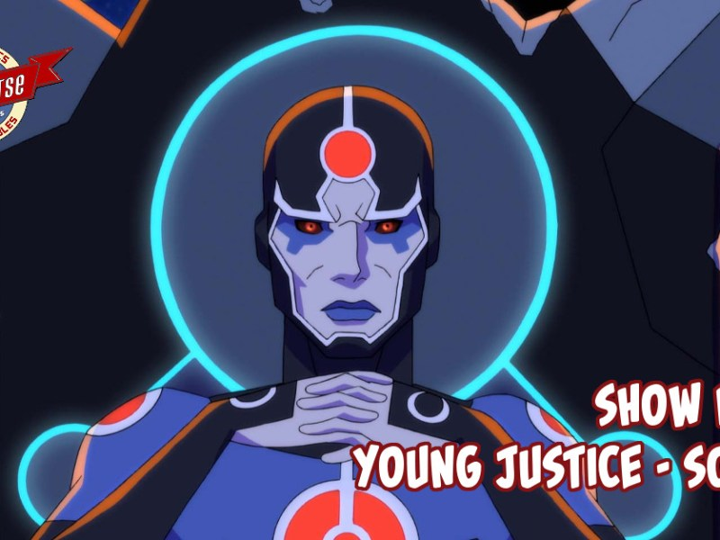 YOUNG JUSTICE EPISODE REVIEW S03:E25