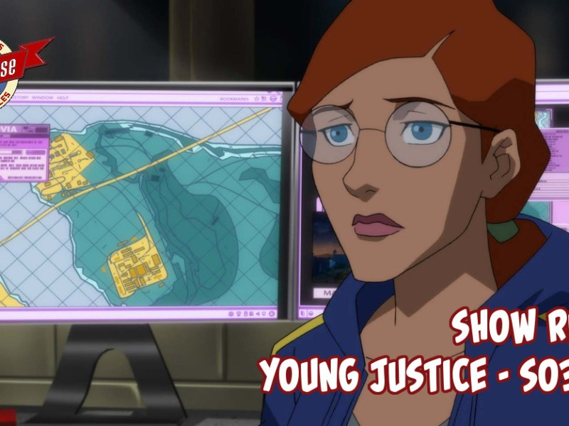 YOUNG JUSTICE EPISODE REVIEW S03:E26