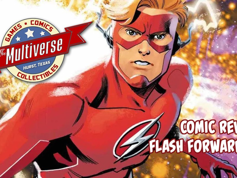 Comic Review – Flash Foward #1