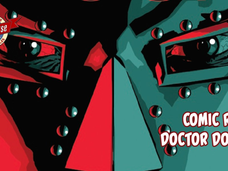 Comic Review – Doctor Doom #1