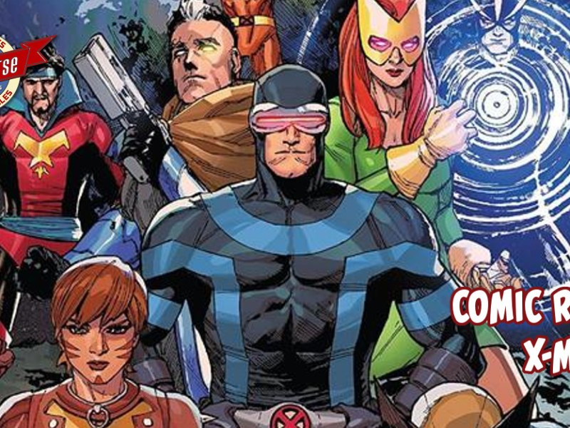 Comic Review – X-Men #1