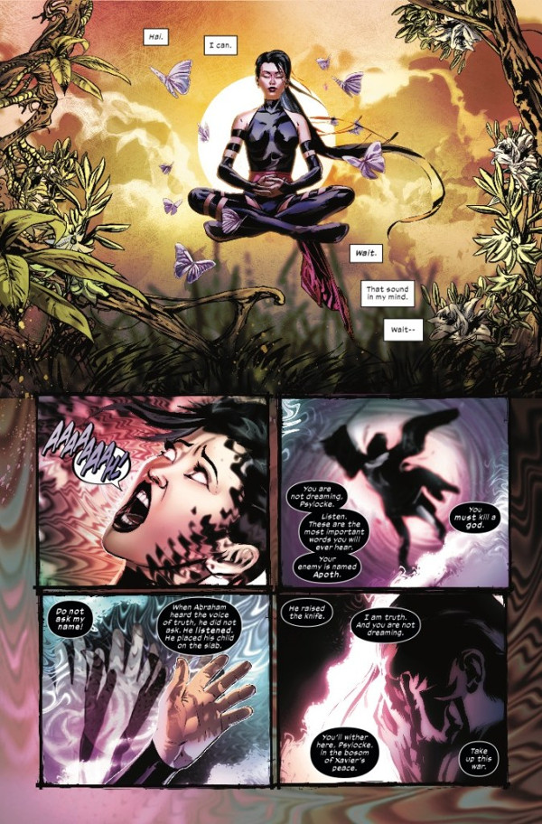 Fallen Angels #1 Page 2