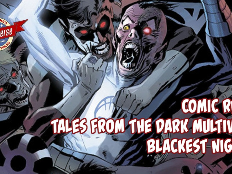 Comic Review – Tales from the Dark Multiverse: Blackest Night #1