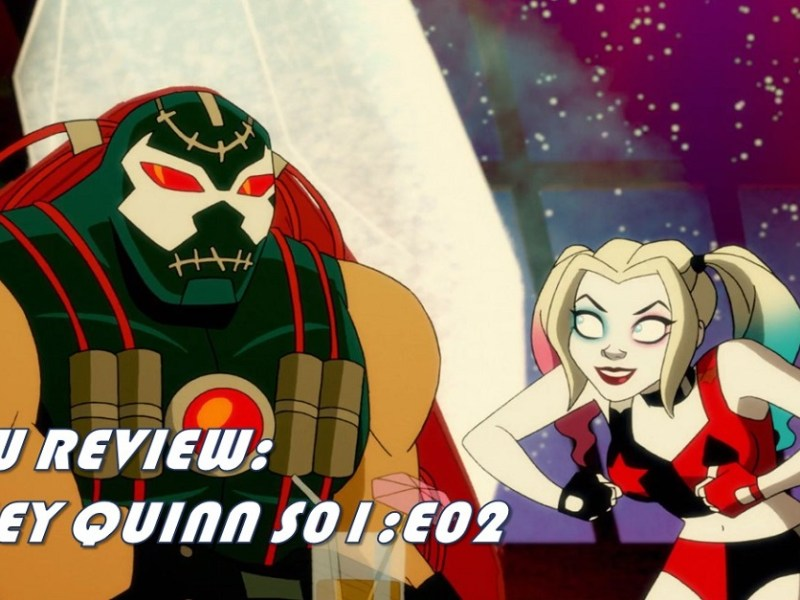 Harley Quinn Episode Review S01:E02