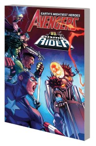 Avengers By Jason Aaron Tp Vol 05 Challenge Of Ghost Riders (NOV190972)
