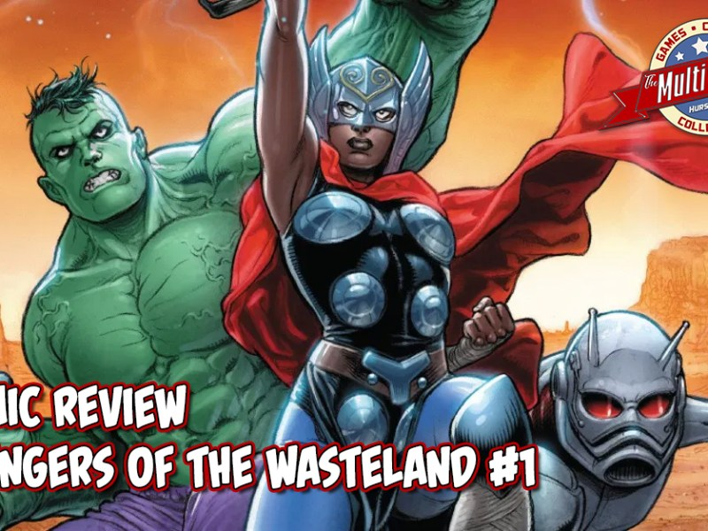 Comic Review – Avengers of the Wasteland #1
