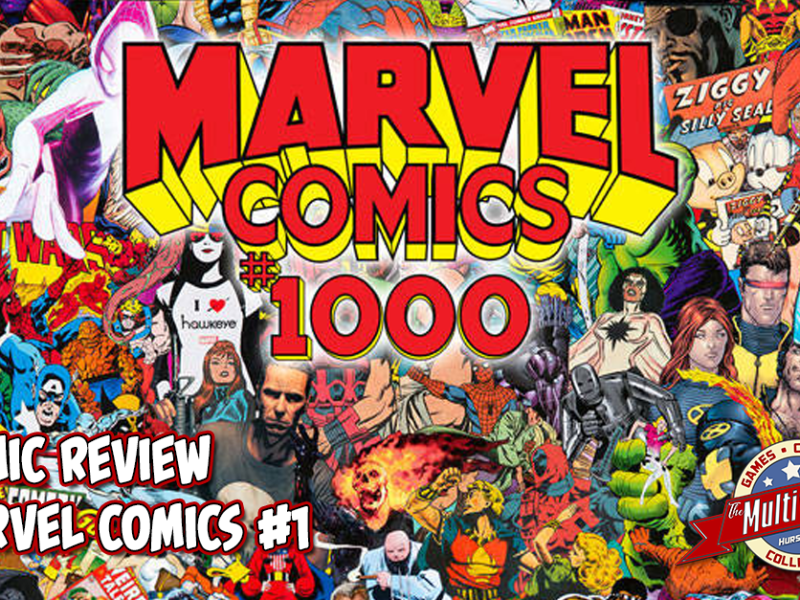 COMIC REVIEW – MARVEL COMICS #1000