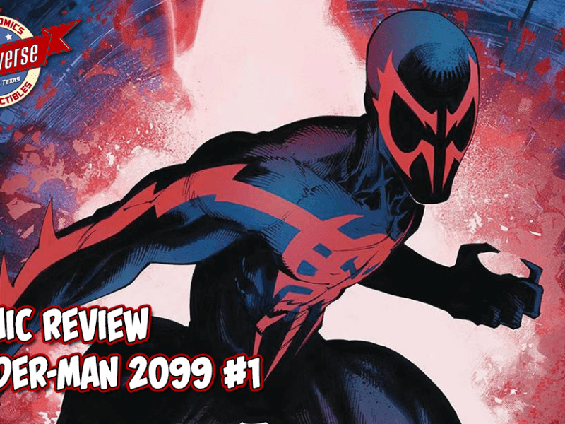 "COMIC REVIEW – ""SPIDER-MAN 2099"" #1"