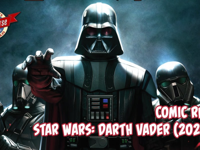 Comic Review – Darth Vader #1