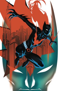 BATMAN BEYOND #42 FRANCIS MANAPUL VAR ED (JAN200528)