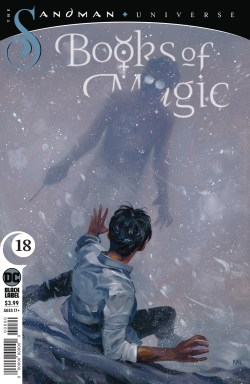 BOOKS OF MAGIC #18 (MR) (JAN200604)