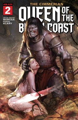 CIMMERIAN QUEEN OF BLACK COAST #2 CVR D INHYUK LEE (MR) (SEP191321)