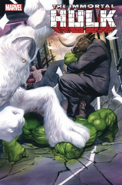 IMMORTAL HULK #33 (JAN200899)