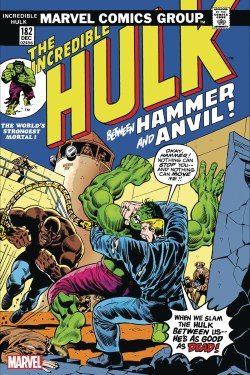 INCREDIBLE HULK #182 FACSIMILE EDITION (JAN200836)