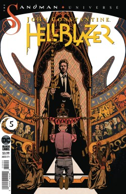 JOHN CONSTANTINE HELLBLAZER #5 (MR) (JAN200607)