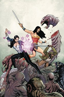 JUSTICE LEAGUE DARK #21 (JAN200553)