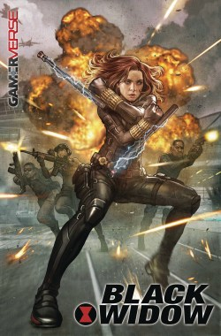 MARVELS AVENGERS BLACK WIDOW #1 (JAN200980)
